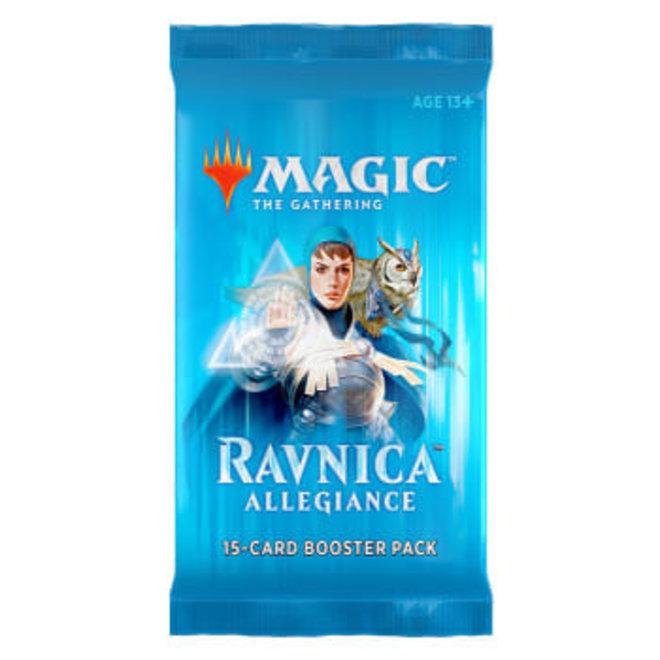 MtG: Ravnica Allegiance - Draft Booster Pack