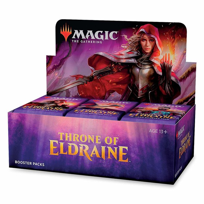 MtG: Throne of Eldraine - Draft Booster Box