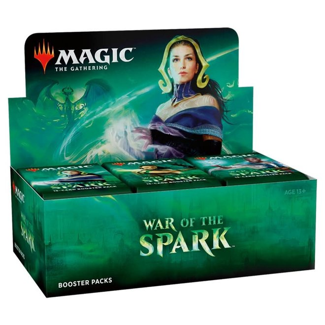 MtG: War of the Spark - Draft Booster Box