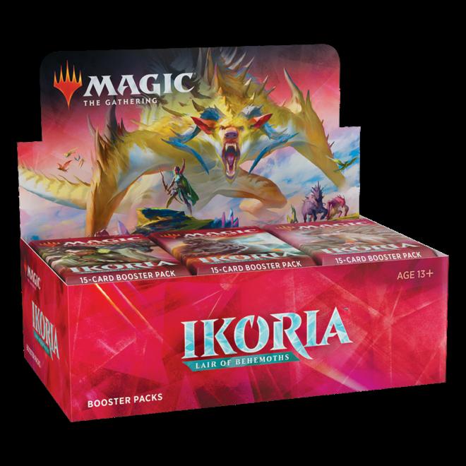 MtG: Ikoria - Draft Booster Box