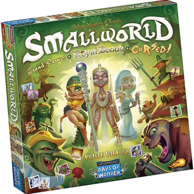 Small World: Power Pack #2 Expansion