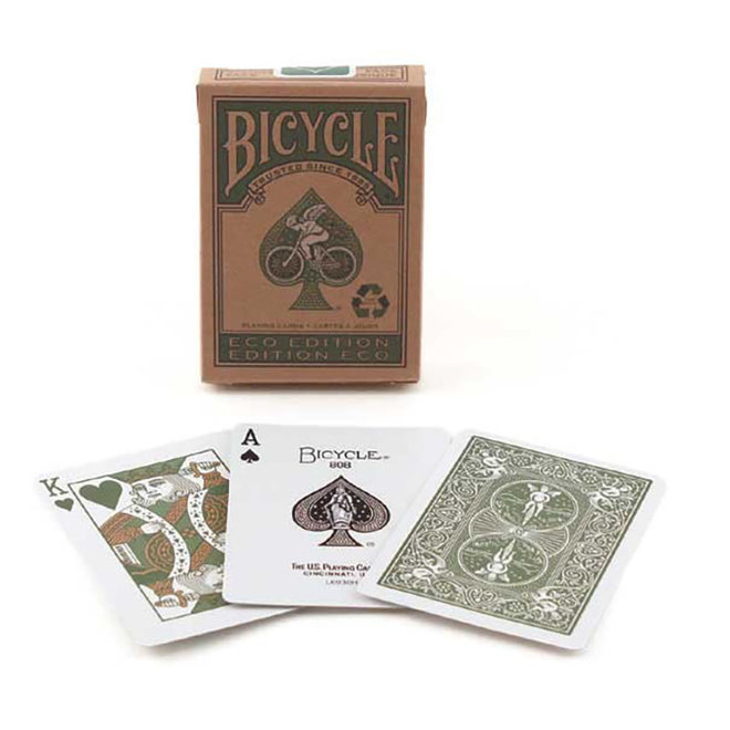 Bicycle Eco Deck Playing Cards