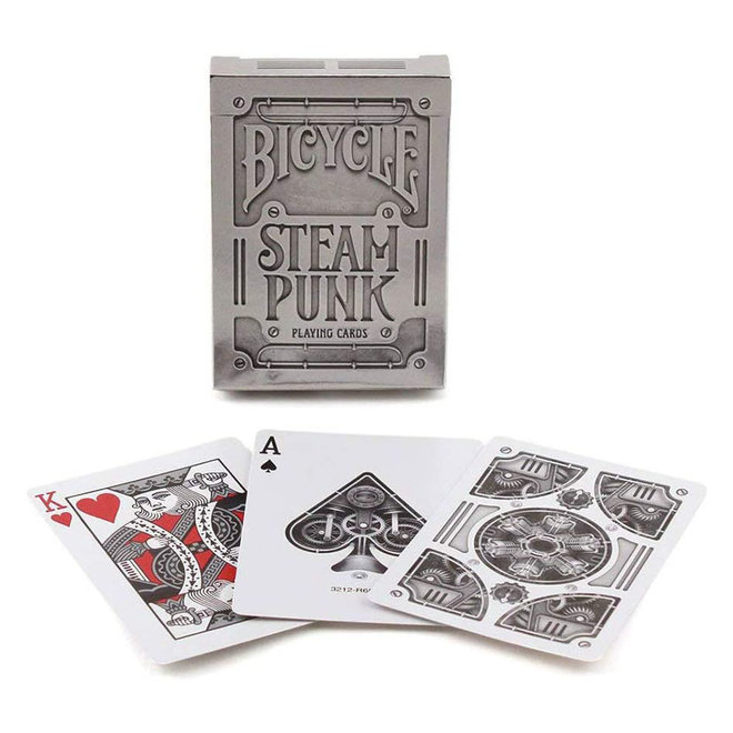 Bicycle Steampunk Playing Cards