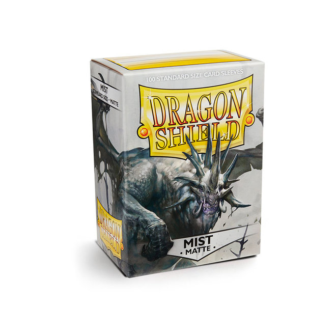 Dragon Shield: Matte Sleeves - Mist