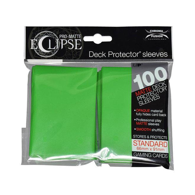 PRO-Matte Eclipse Sleeves - Light Green