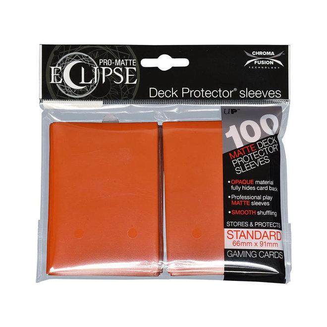 PRO-Matte Eclipse Sleeves - Orange