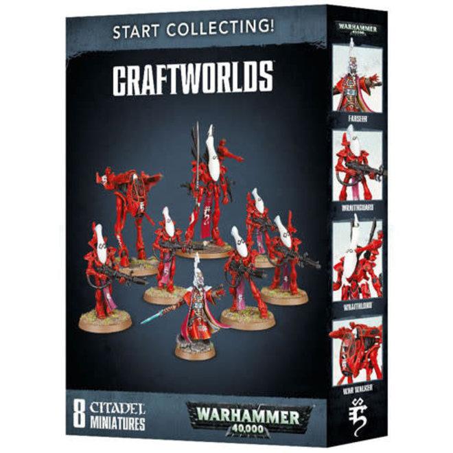 Start Collecting! - Craftworlds