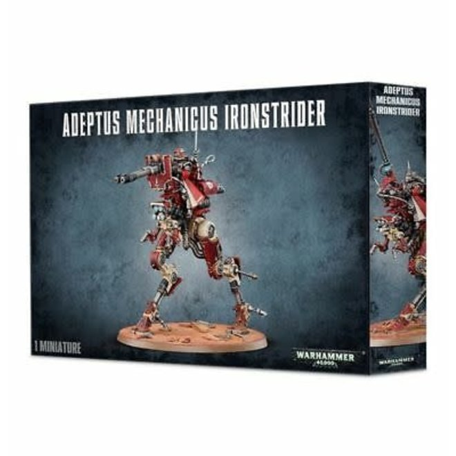 Adeptus Mechanicus - Ironstrider