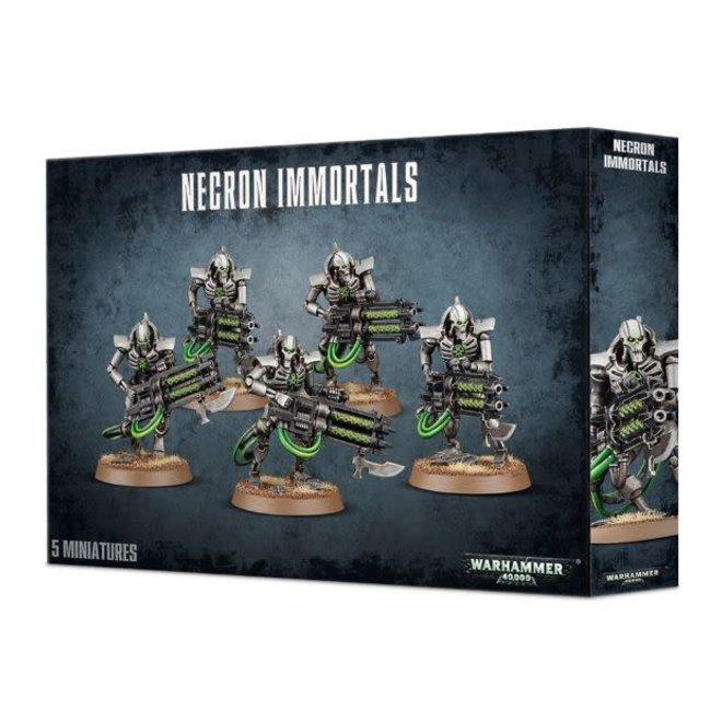 Necron - Immortals