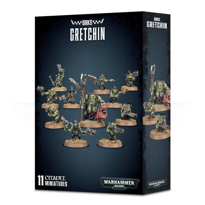 Orks - Gretchin