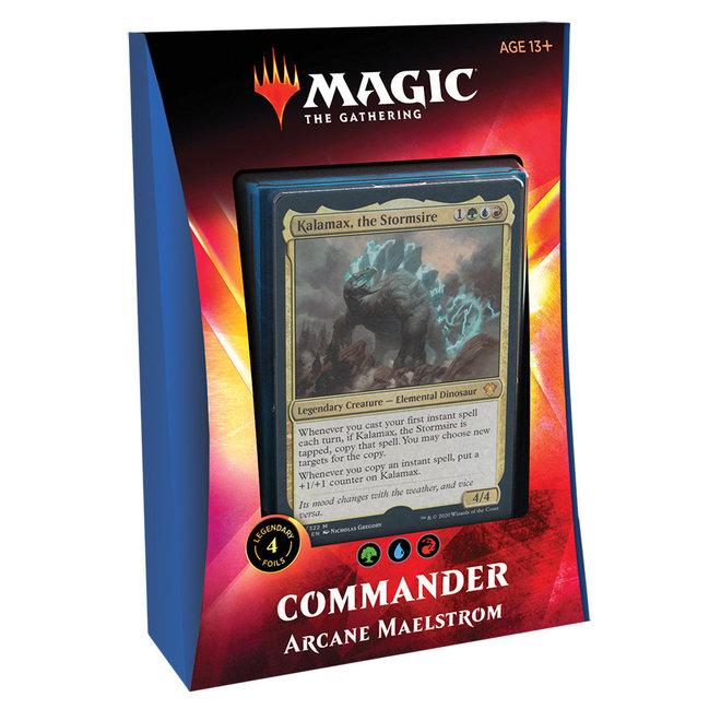 MtG: Ikoria Commander - Arcane Maelstrom