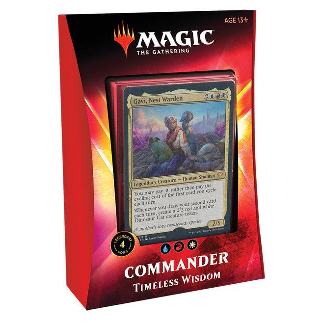 MtG: Ikoria Commander - Timeless Wisdom