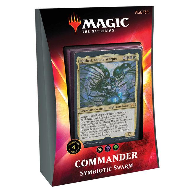 MtG: Ikoria Commander - Symbiotic Swarm