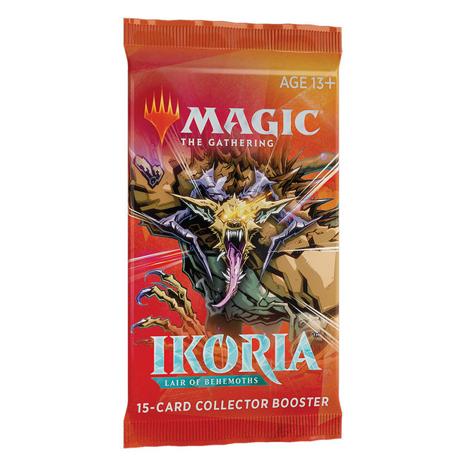 MtG: Ikoria - Collector Booster Pack