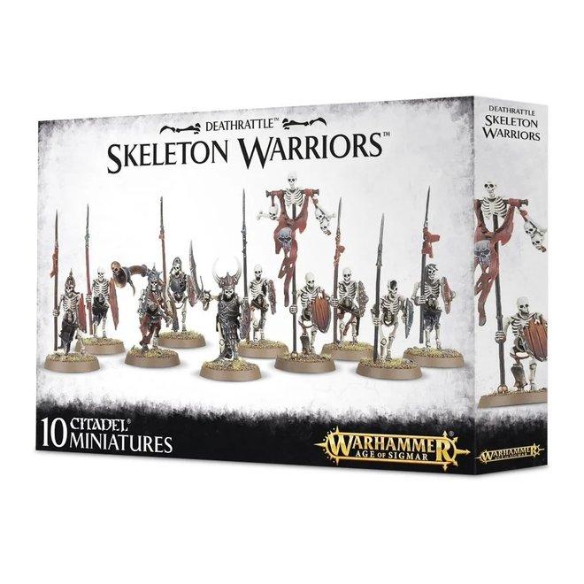 Deathrattle - Skeleton Warriors
