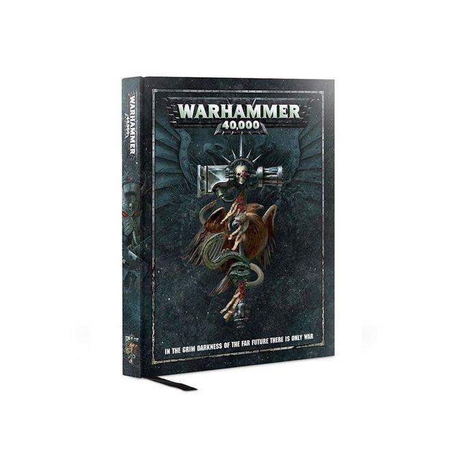 Warhammer 40,000 Rulebook