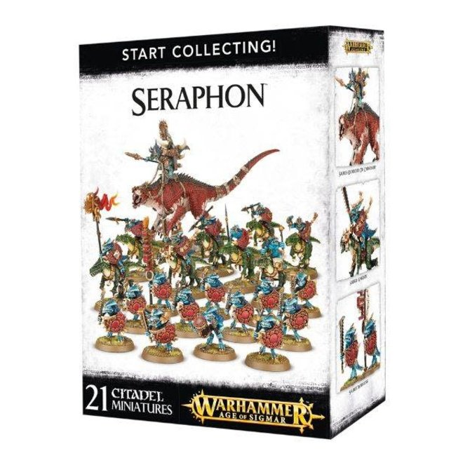 Start Collecting! - Seraphon