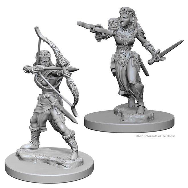 D&D: Elf Ranger - Female