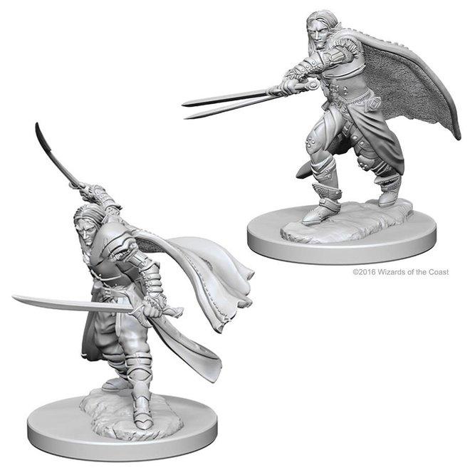 D&D: Elf Ranger - Male
