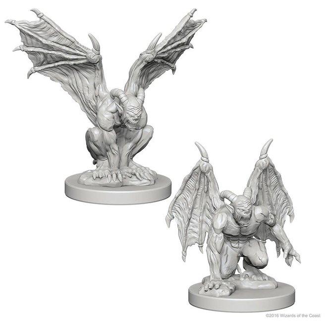 D&D: Gargoyles