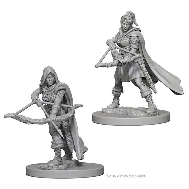 D&D: Human Ranger - Female