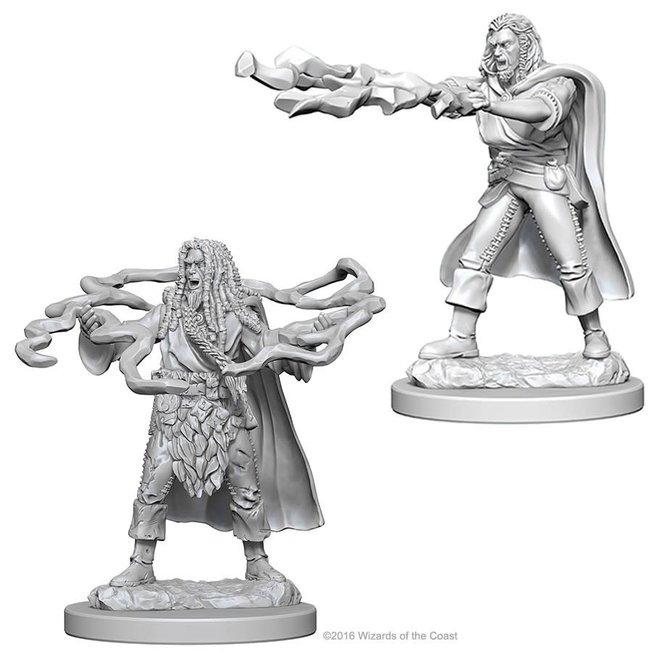 D&D: Human Sorcerer - Male