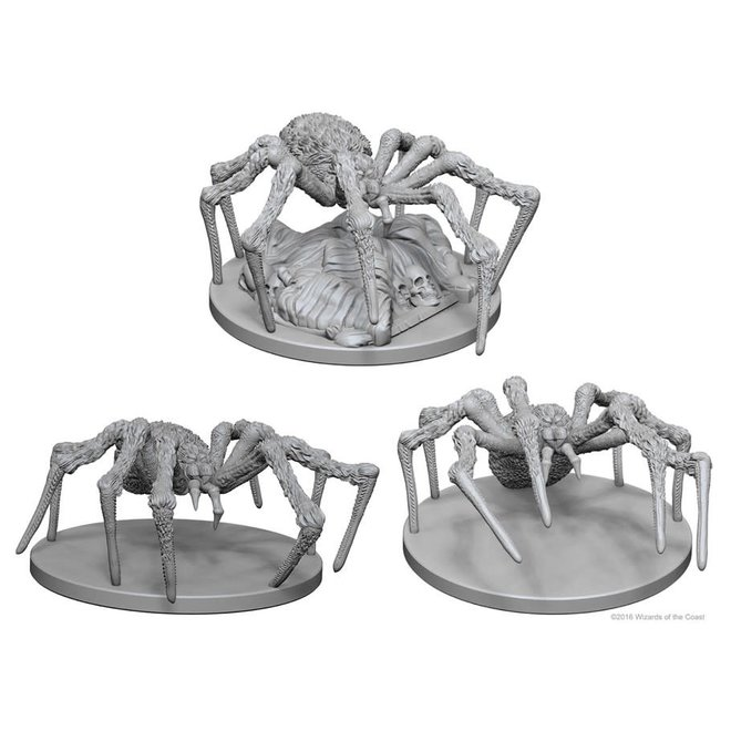 D&D: Spiders