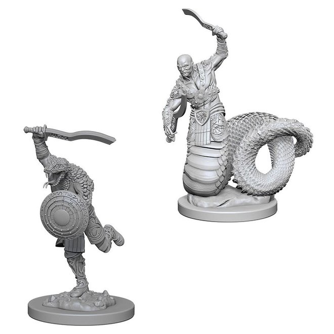 D&D: Yuan-Ti Malisons