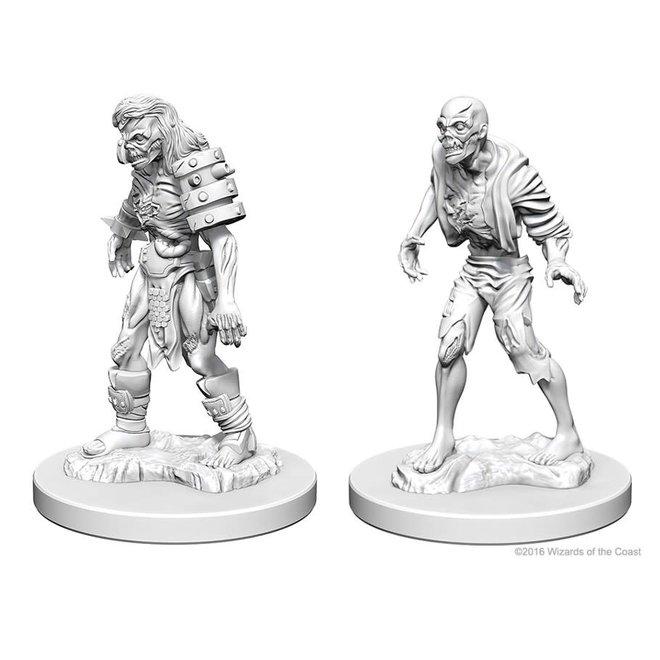 D&D: Zombies