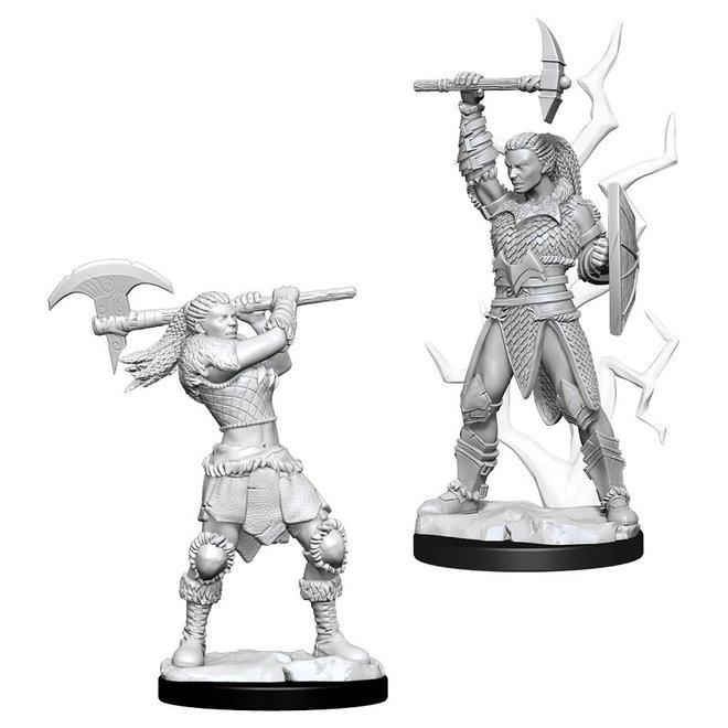 D&D: Goliath Barbarian - Female
