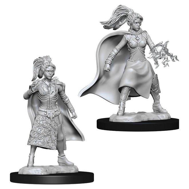 D&D: Human Sorcerer - Female