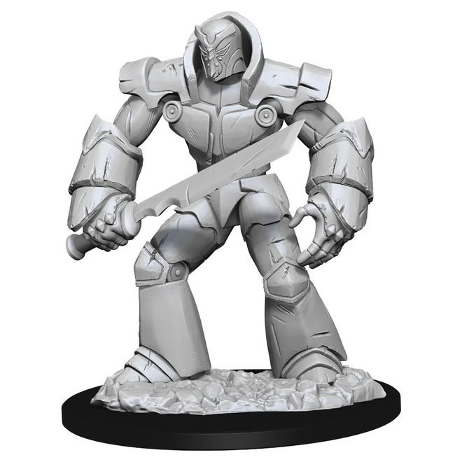 D&D: Iron Golem