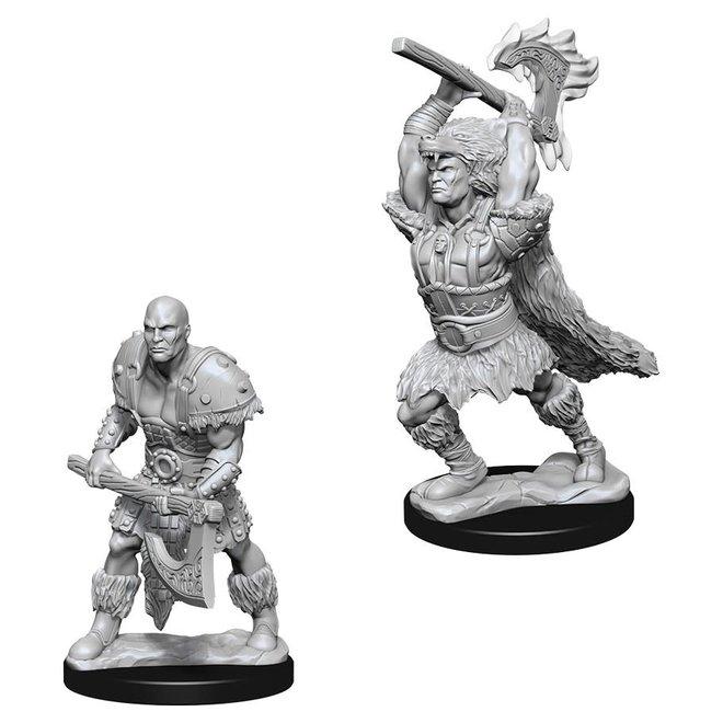 D&D: Goliath Barbarian - Male
