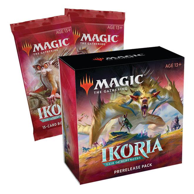 MtG: Ikoria - At-Home Prerelease