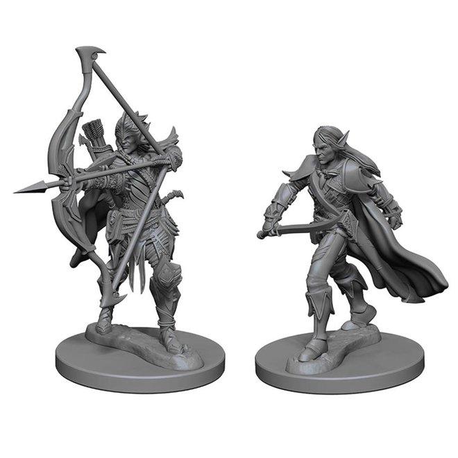 Pathfinder: Elf Fighter - Male