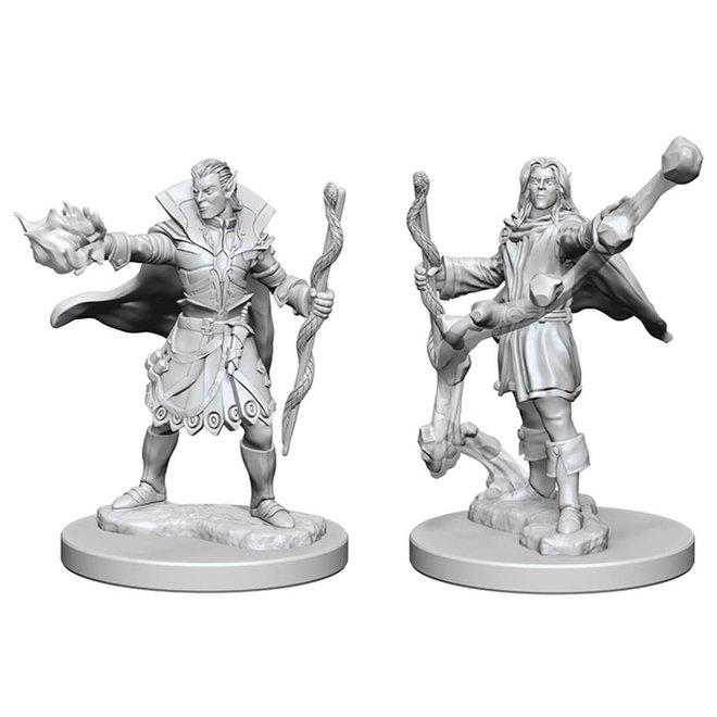 Pathfinder: Elf Sorcerer - Male