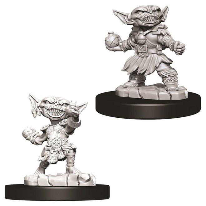 Pathfinder: Goblin Alchemist - Female