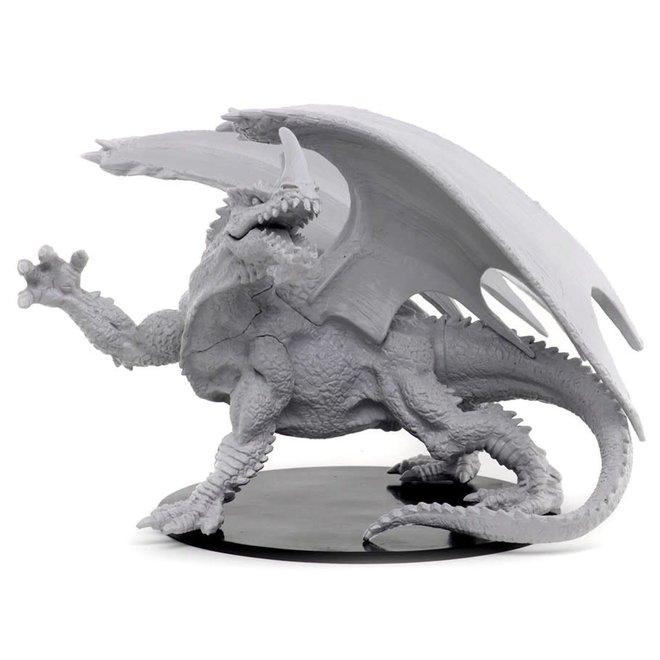 Pathfinder: Gargantuan Green Dragon