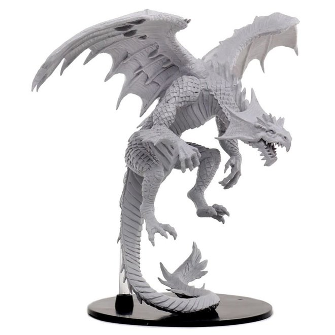 Pathfinder: Gargantuan White Dragon