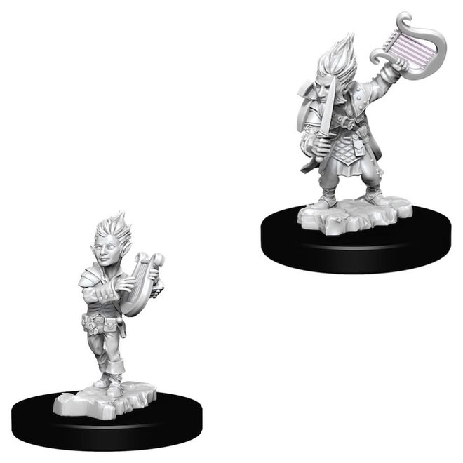 Pathfinder: Gnome Bard - Male