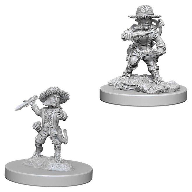 Pathfinder: Halfling Rogue - Male