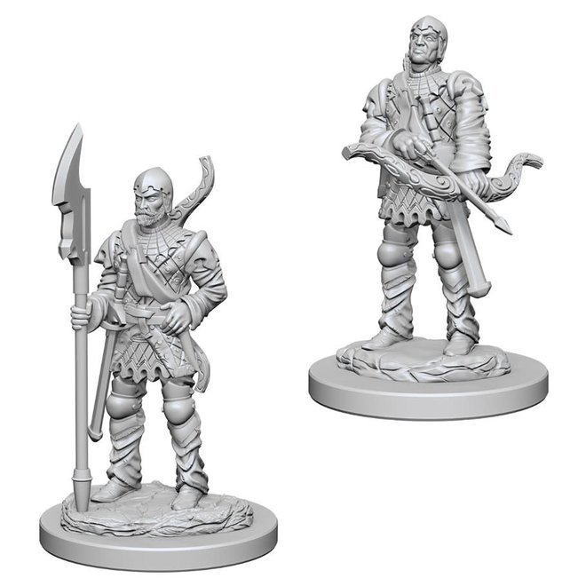 Pathfinder: Town Guards