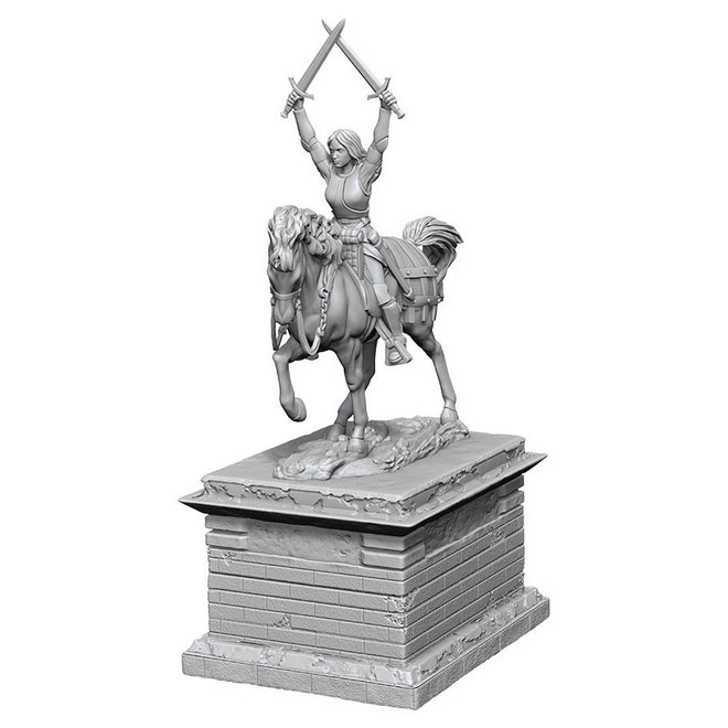 Deep Cuts: Heroic Statue