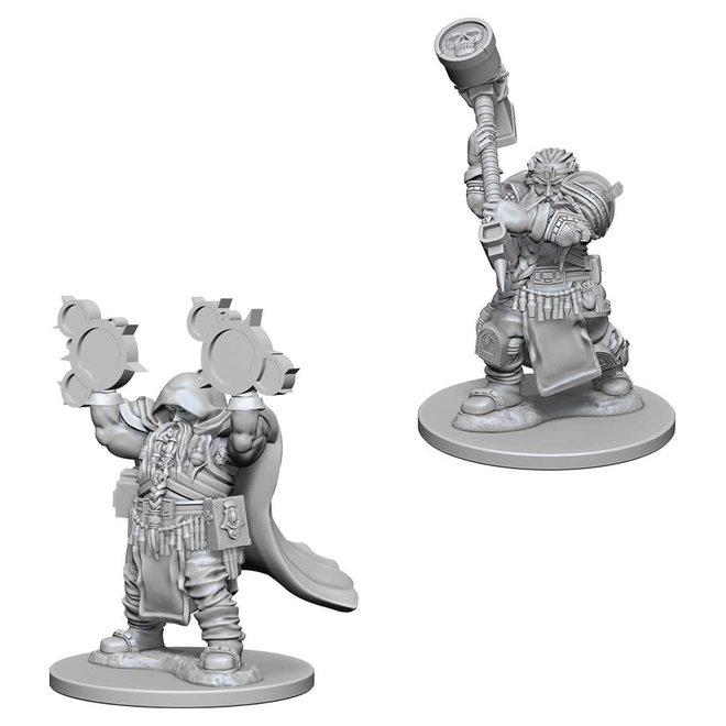 D&D: Dwarf Cleric - Male