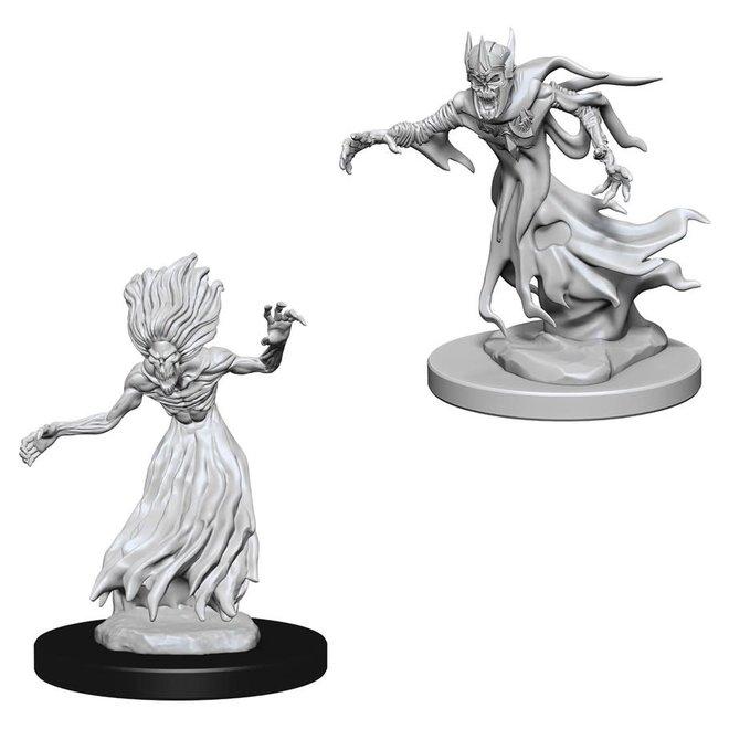 D&D: Wraith & Specter