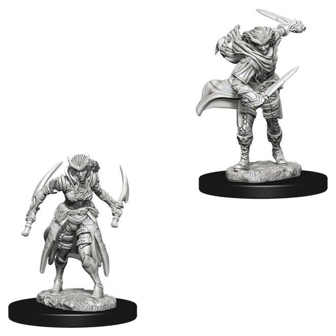 D&D: Tiefling Rogue - Female