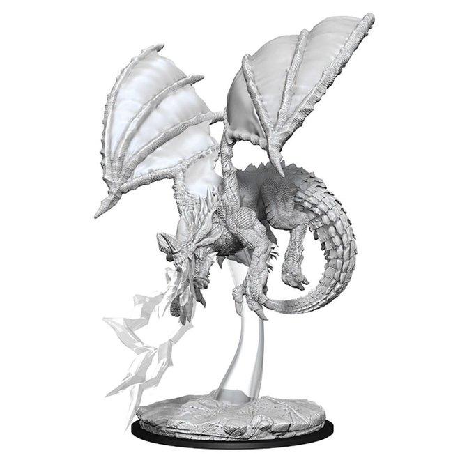 D&D: Young Blue Dragon