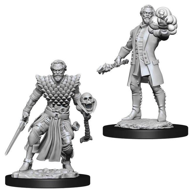 D&D: Human Warlock - Male