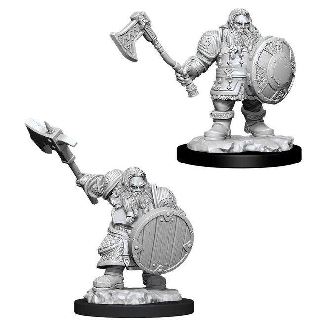 D&D: Dwarf Fighter - Male