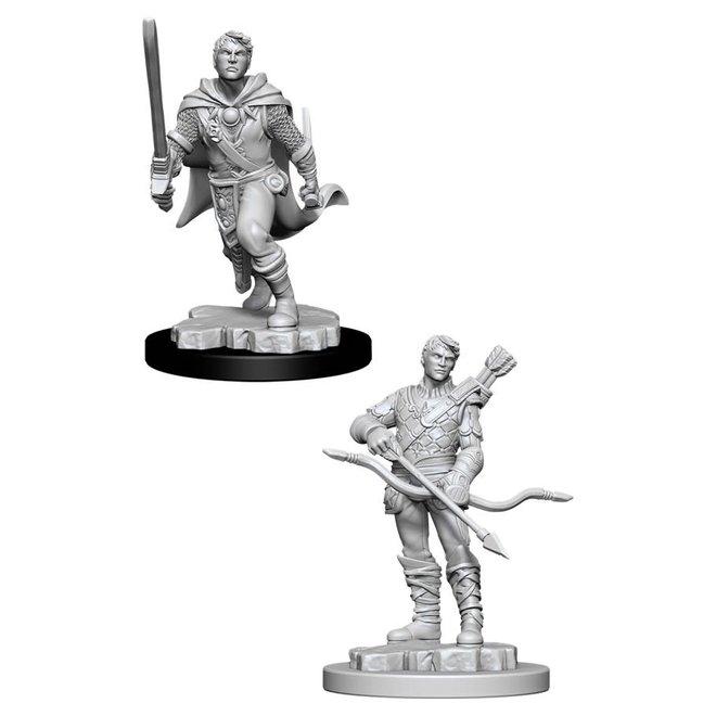 D&D: Human Ranger - Male